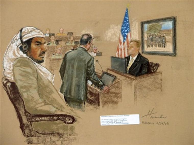 Guantanamo Bin Ladens Driver