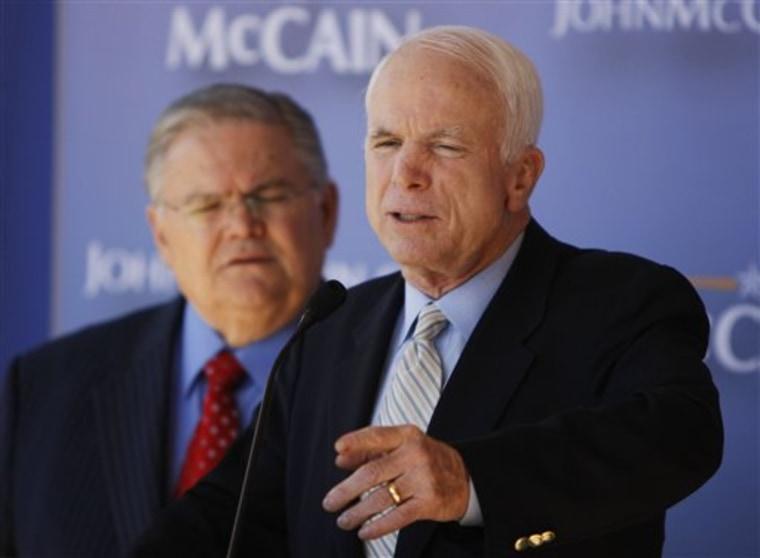 McCain Catholics