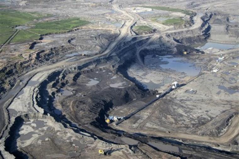 Canada Dirty Oil