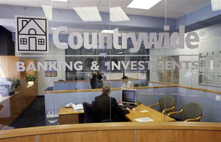 Countrywide In Crisis