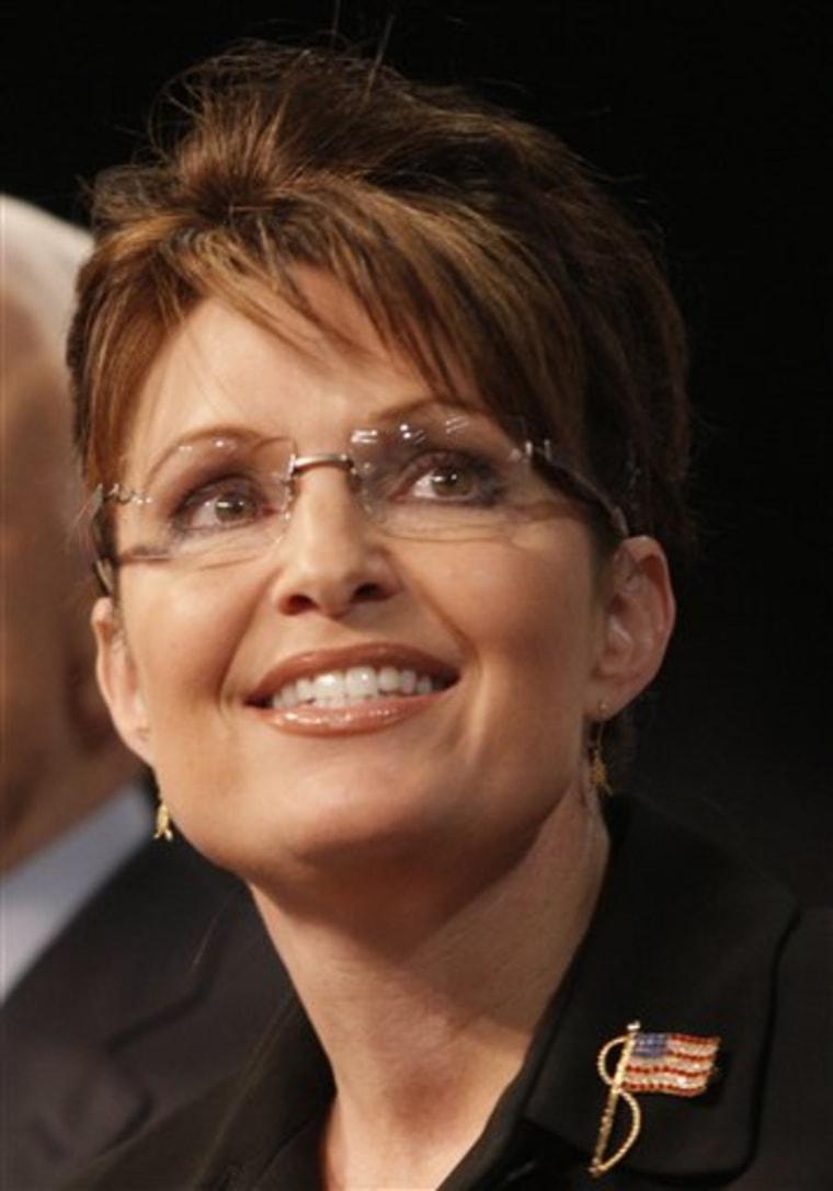 Palin Finances