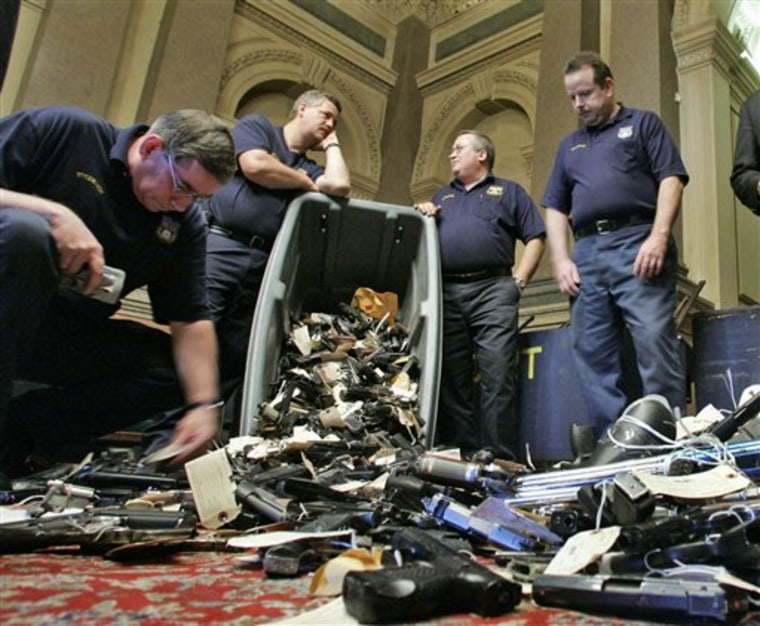 Pennsylvania Primary Guns