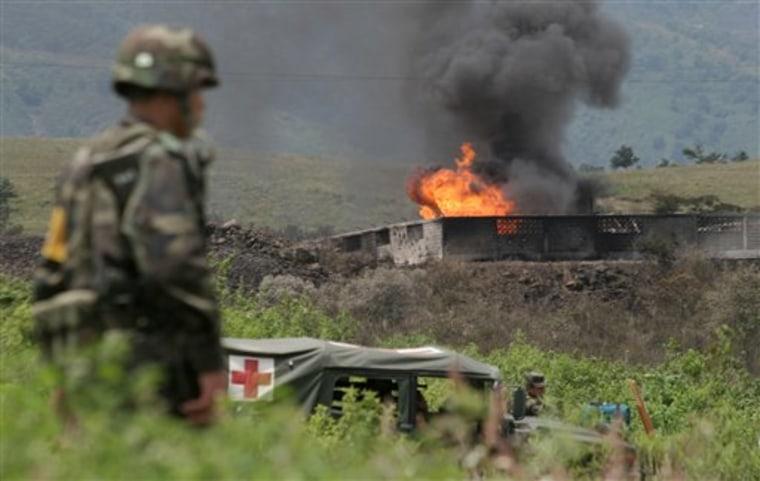 Mexico Pipeline Explosions