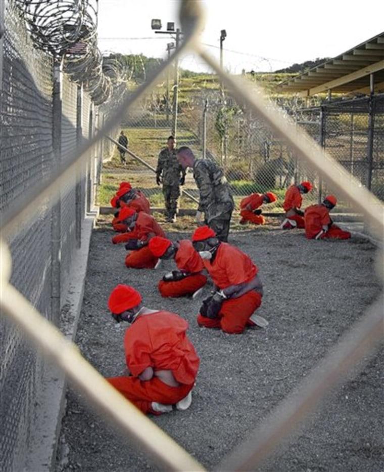 Guantanamo Politics