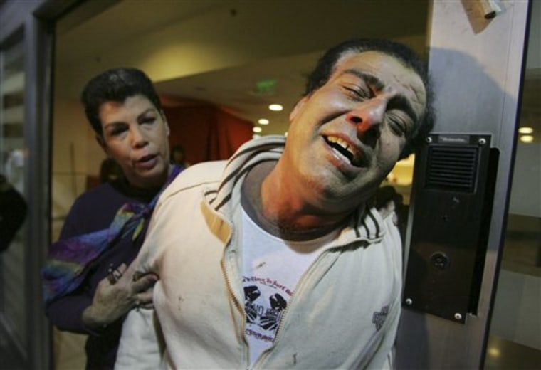 ADDITION MIDEAST GAZA DOCTOR'S GRIEF