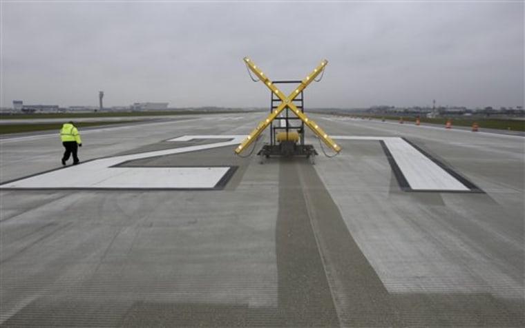 Runways Open