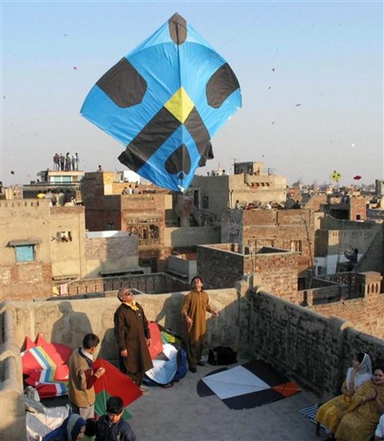 Pakistan Kite Festival