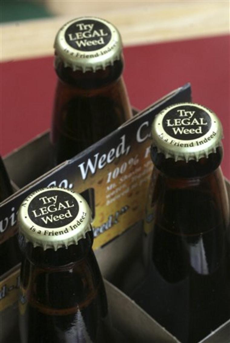 Beer Bottle Dispute