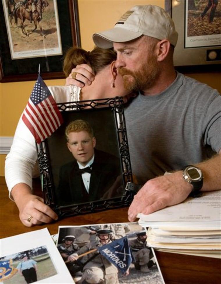 AP Impact A Soldier's Suicide