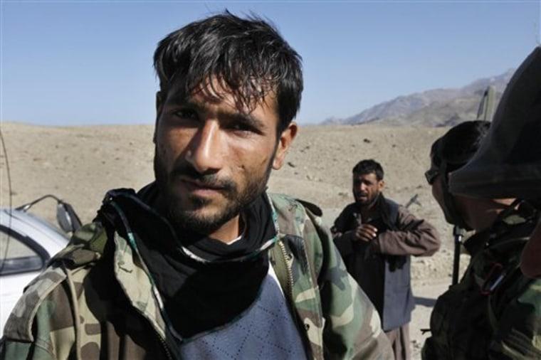 Afghanistan Taliban Turncoats