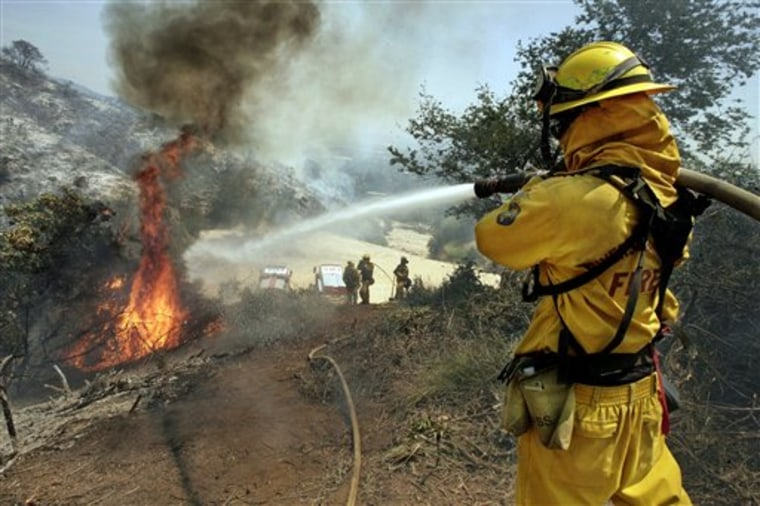 Socal Wildfires