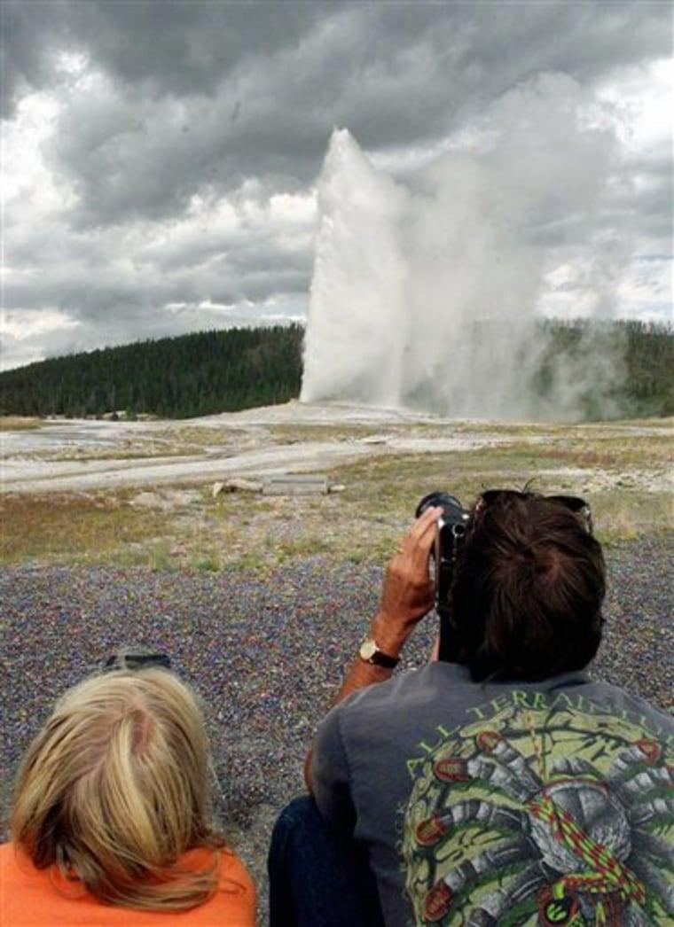Yellowstone Volcano Hysteria
