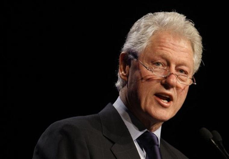 Hong Kong Clinton Conference