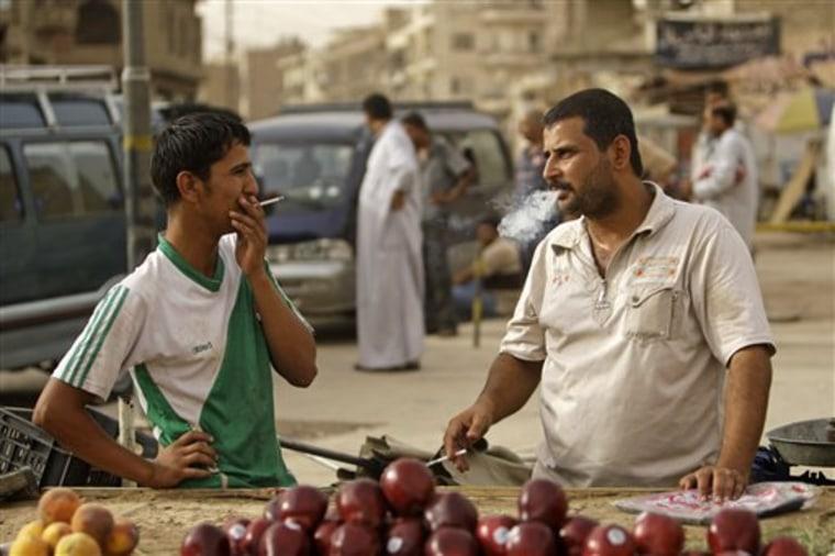 Iraq Smoking Ban