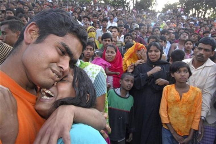 Bangladesh Ferry Capsize