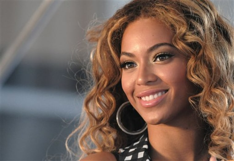 People Beyonce Las Vegas