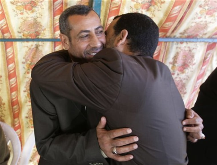 IRAQ OFFICIALS FREED