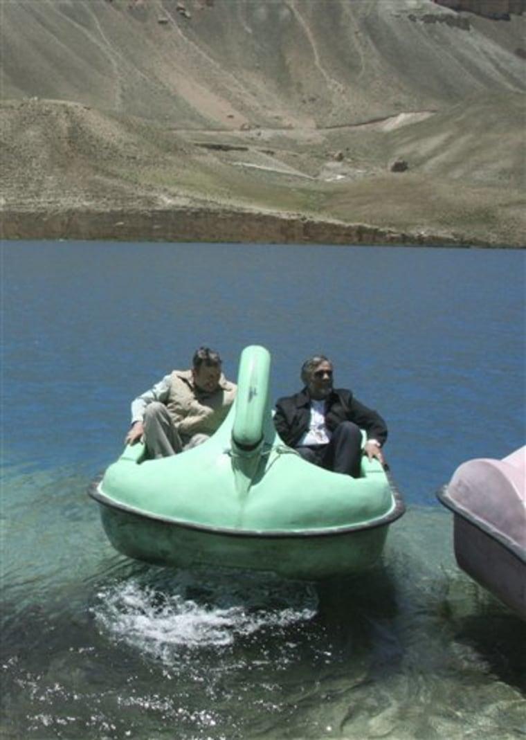 Afghanistan National Park