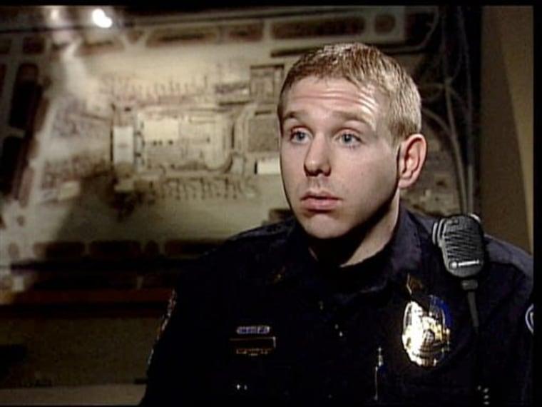 Craig Arrest Officer