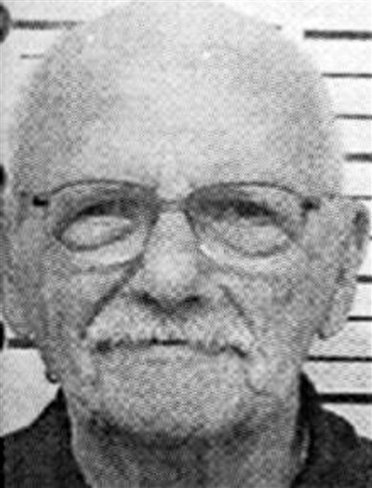 Oldest Sex Offender