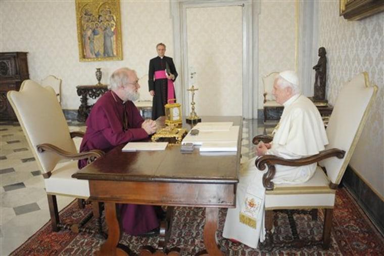 Vatican Anglicans