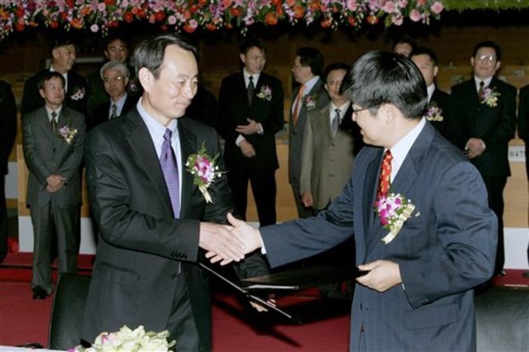 CORRECTION China Petrochina IPO