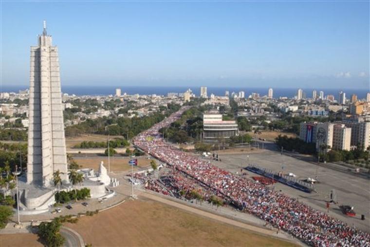 Cuba Labor Day