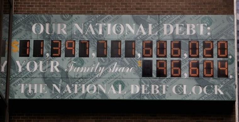 Mountain Of Debt