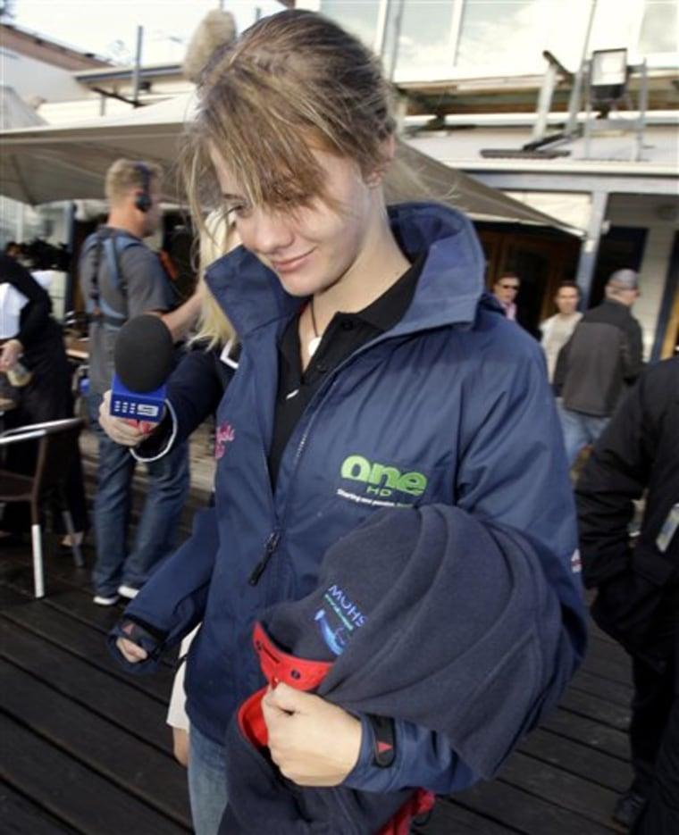Australia School Girl Sailor