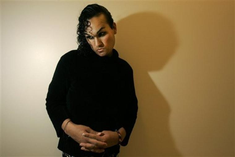Transgender Inmate Rape