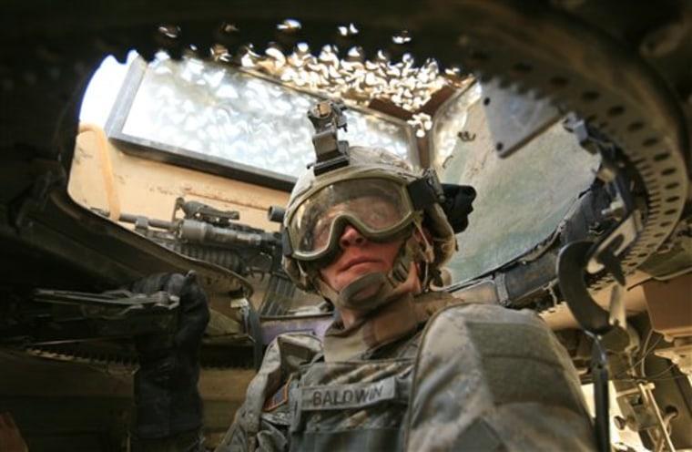 IRAQ MISSING SOLDIERS