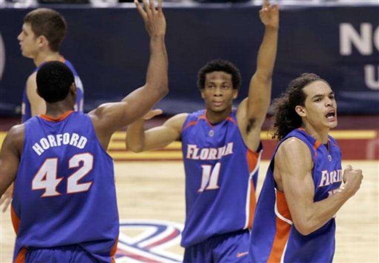 NCAA FLORIDA VILLANOVA  BASKETBALL