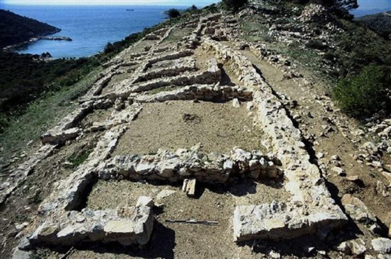 GREECE AJAX PALACE
