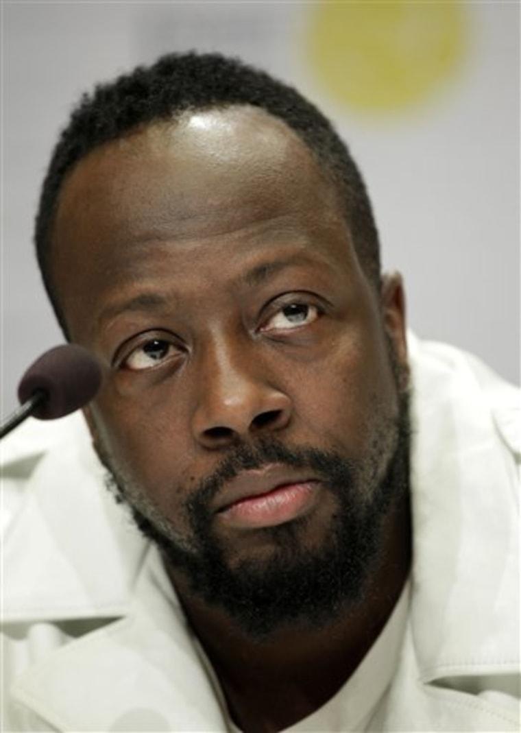 Haiti Wyclef Jean