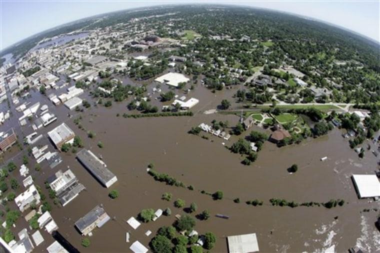 Aptopix Severe Weather Midwest Flooding