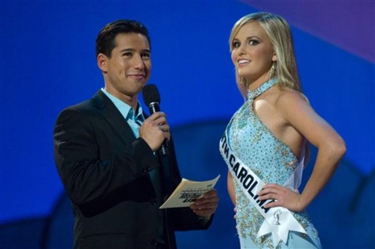 Miss Teen South Carolina
