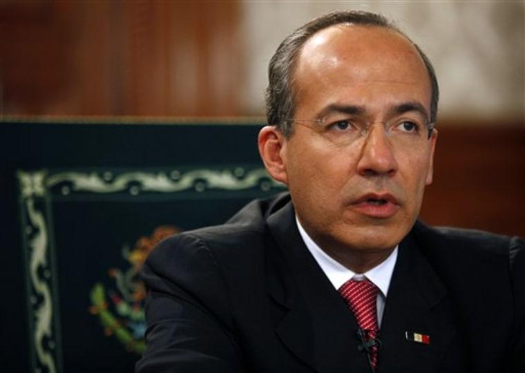 Mexico Drug Battle