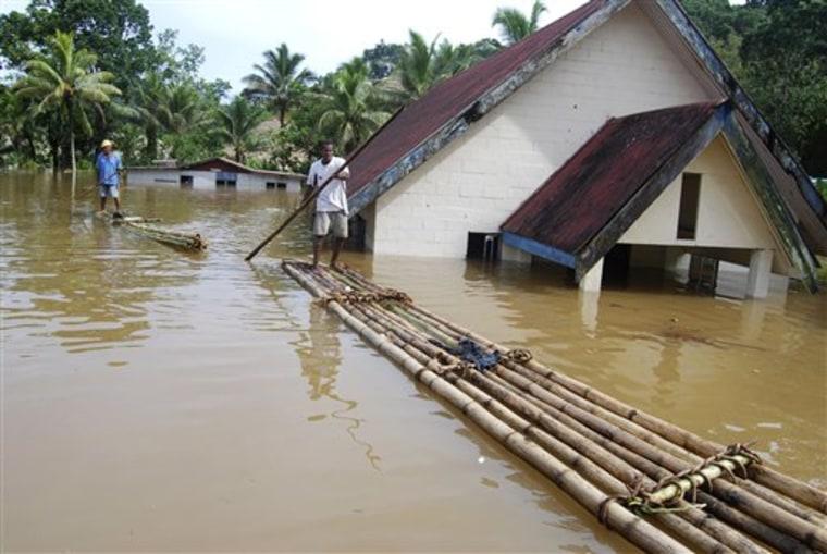 Fiji Floods