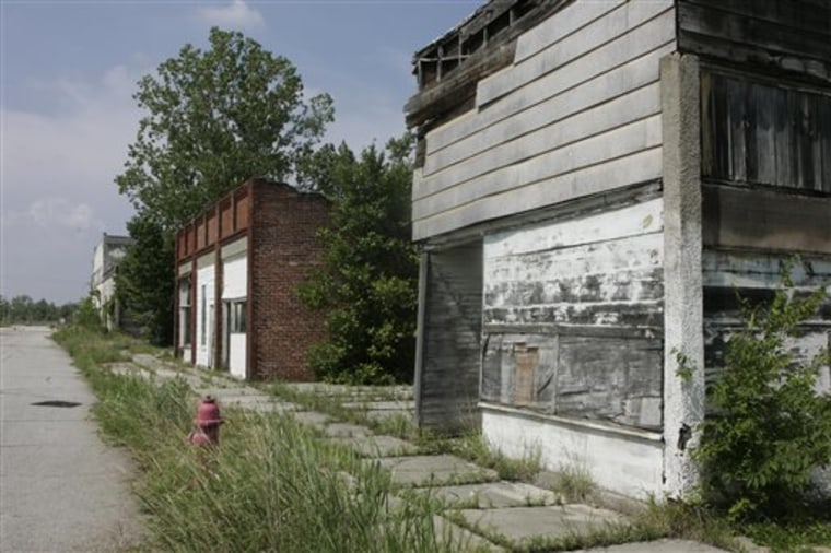 Oklahoma Ghost Town