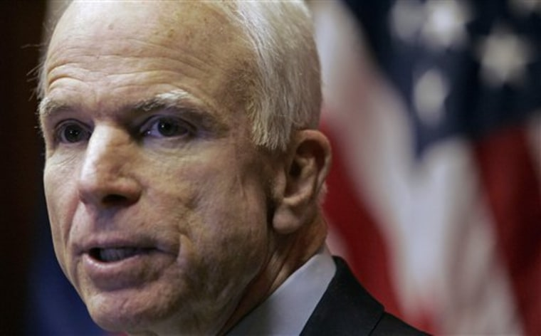 McCain the Conservative