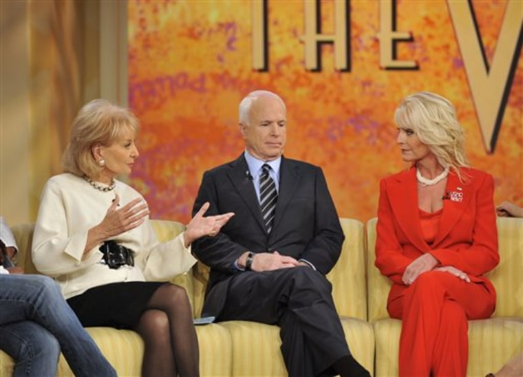 TV The View McCain