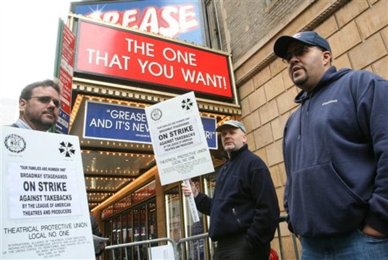 Broadway Labor