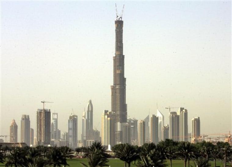 DubaiTallest Structure