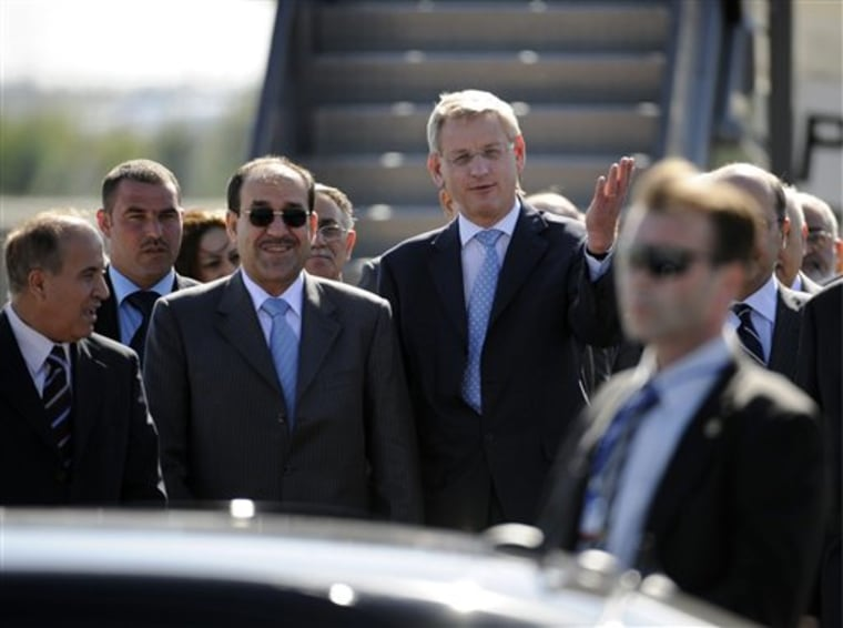 SWEDEN IRAQ CONFERENCE