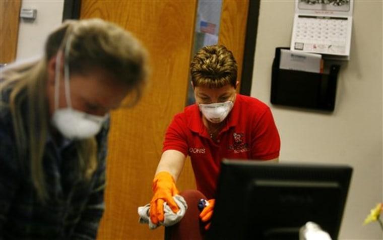 Swine Flu Minnesota