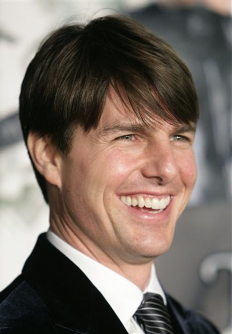 People Tom Cruise