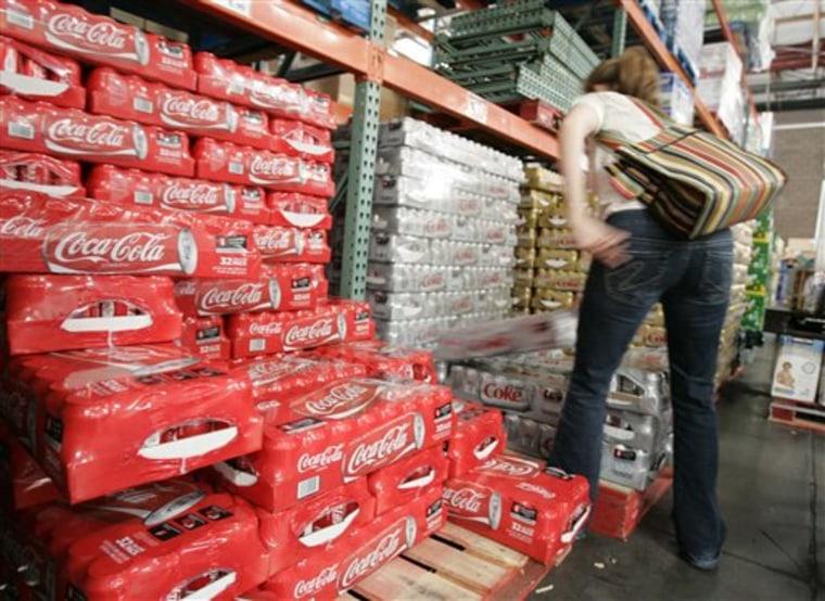 Costco Coke