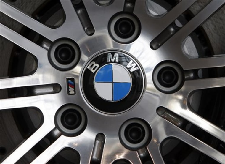BMW's recall of nearly 200,000 luxury vehicles in the U.S. to fix leaks that could develop in the power braking system may extend to another 150,000 cars around the globe.