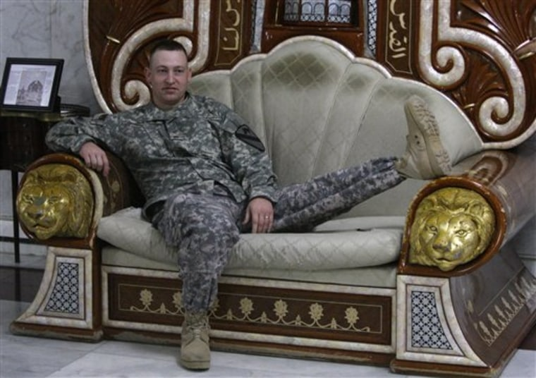 Iraq Wounded Return