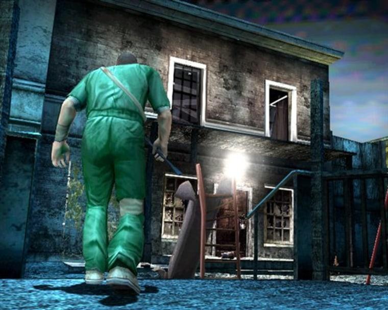 Games Manhunt 2